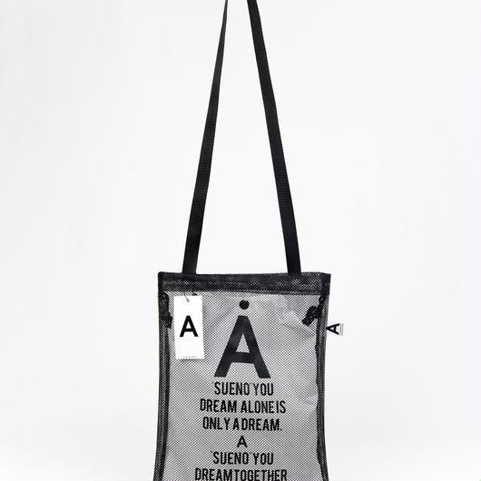【予約商品】A by PALM STROKE    Mesh Shoulder Bag