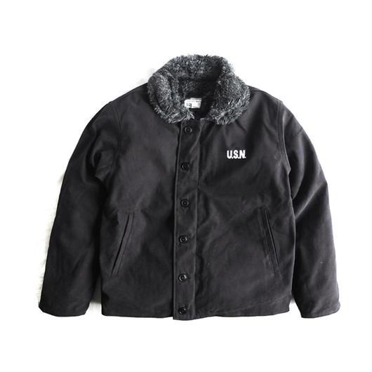 US Type N-1 Deck Jacket ※2日〜4日でお届け!