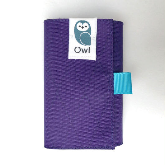 OWL X-Pac Kohaze Wallet (Deep Purple) 13.9g