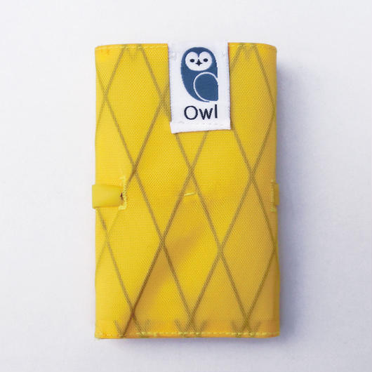 OWL X-Pac Wallet 11.0g (Yellow x Yellow)