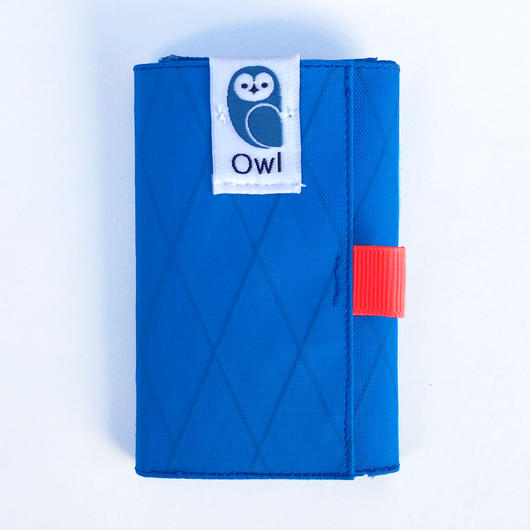 OWL X-Pac Kohaze Wallet (Blue) 13.6g
