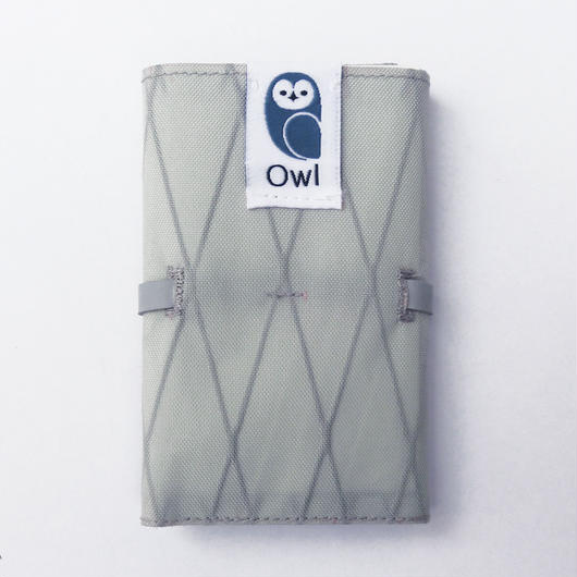 OWL X-Pac Wallet 11.0g (Light Gray x Light Gray)