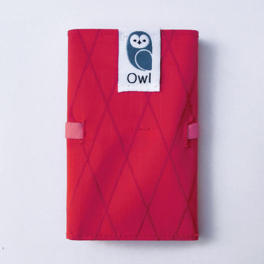 OWL X-Pac Wallet 10.3g (Red x Pink)