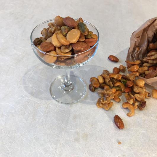燻製屋のミックスナッツ