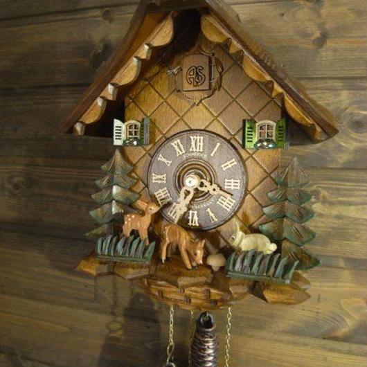UHREN SUHNEIDER(アントンシュナイダー)カッコー時計
