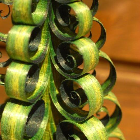 シュパンバウムツリー 25cm グリーン