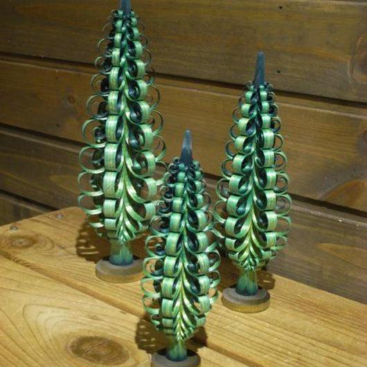 シュパンバウムツリー20cm グリーン