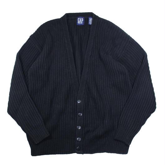 1990s GAP cotton knit cardigan
