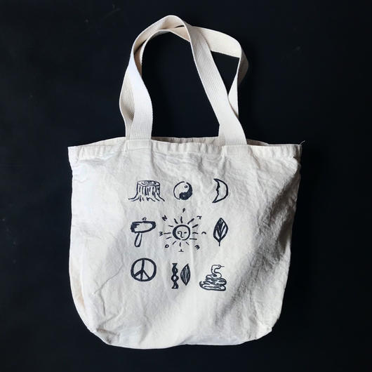 PALETOWN 10oz canvas tote bag