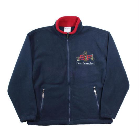 SF full zip fleece jacket