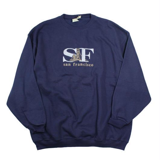 〈BIG SIZE〉SF sweat shirts
