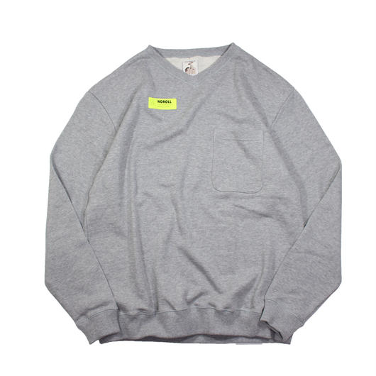 AALTO SWEAT - Heather Grey