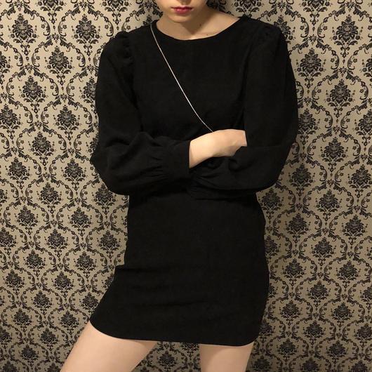 girly black op