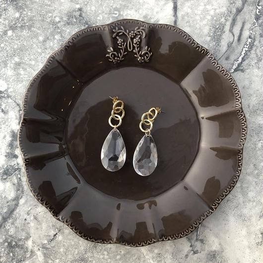 clear drop pierce