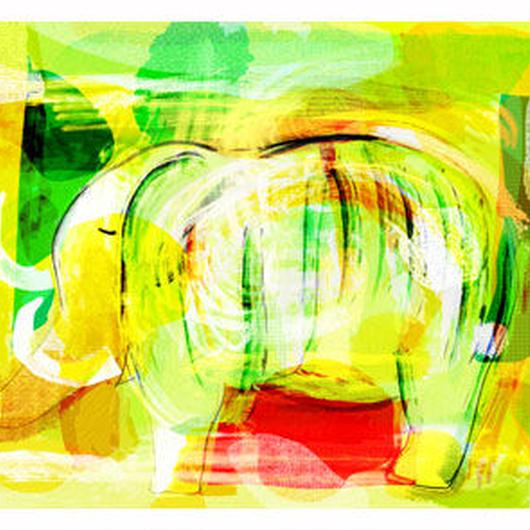 Still Elephant