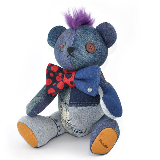 Patriqo Teddy Bear [Denim MIX]