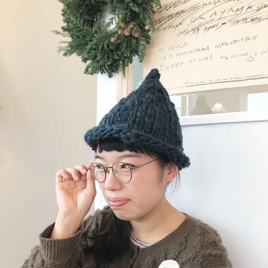 headood・ニット帽「マカロン」