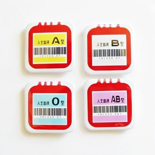<NEW>輸血バッグ缶バッチ