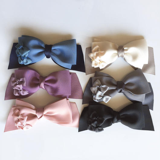 Ribbon PARIS バレッタ