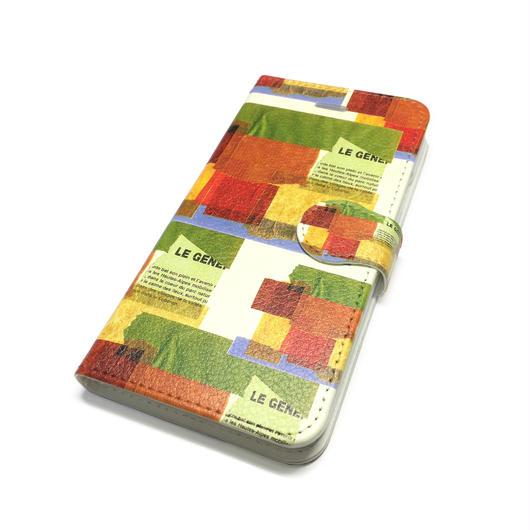 【壁】iphone X/8/7/6S/6手帳型ケース