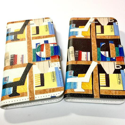 iphone 手帳型ケース  X/8/7/6S/6【本】
