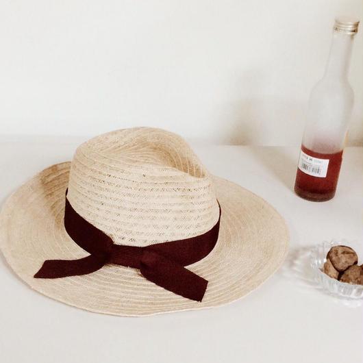 cherry hat(Bordeaux)