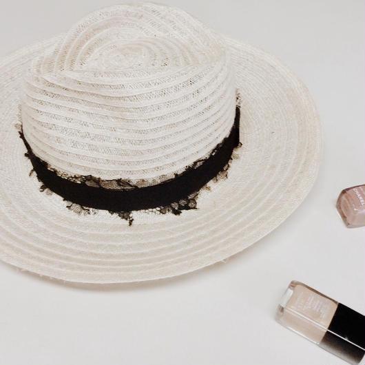Black Lace Hat