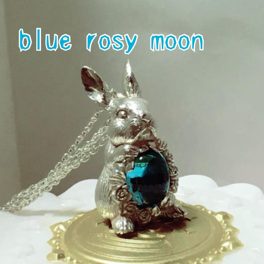 blue rosy moon