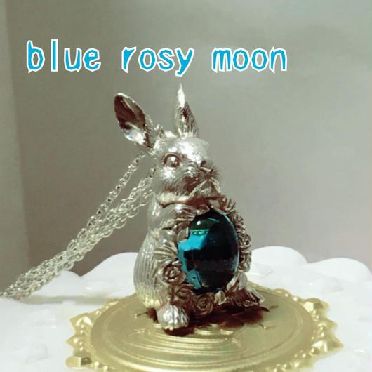 blue rosy moon