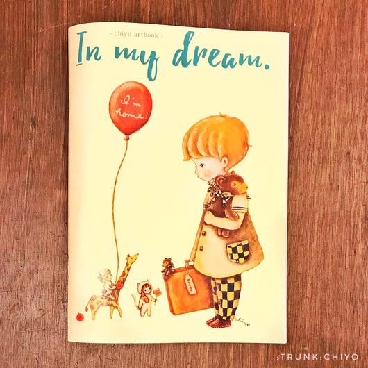 """artbook """"In my dream"""""""