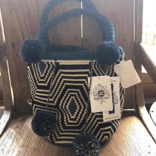 wayuu handmade handle bag