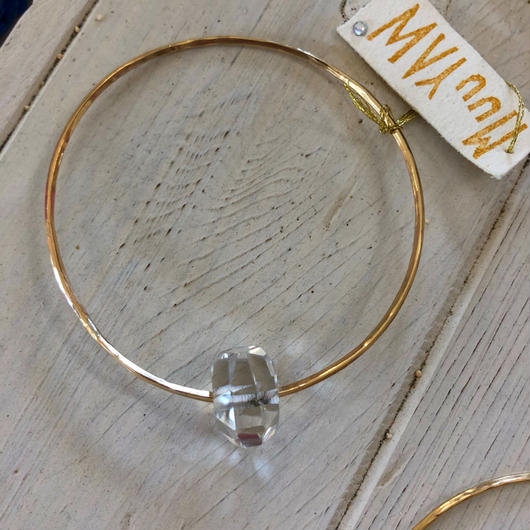 Muuyaw Crystal Bangle