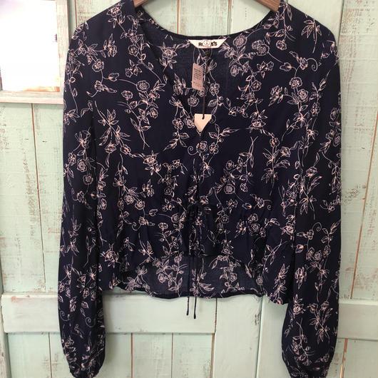 Rolla's flower blouse