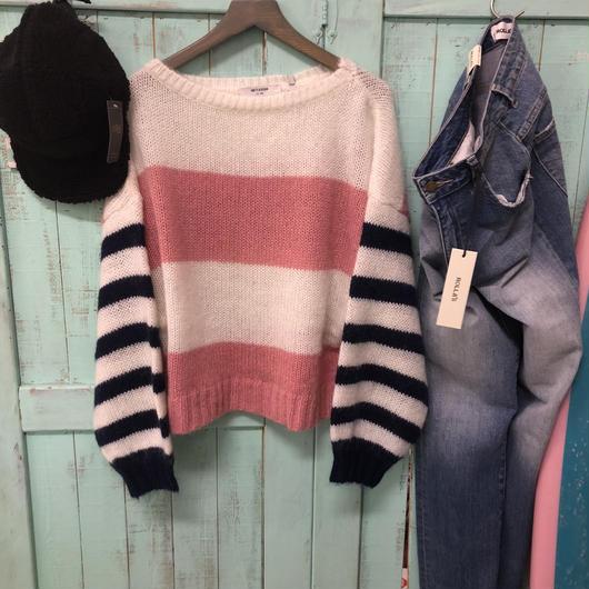 Oneteaspoon boarder knit