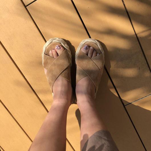 solsana lether sandal