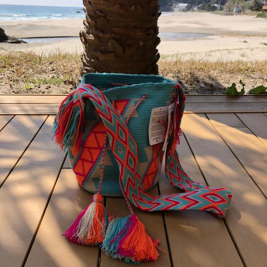 wayuu handmade bag