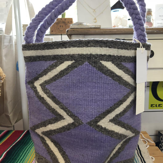 AVALON Basket tote