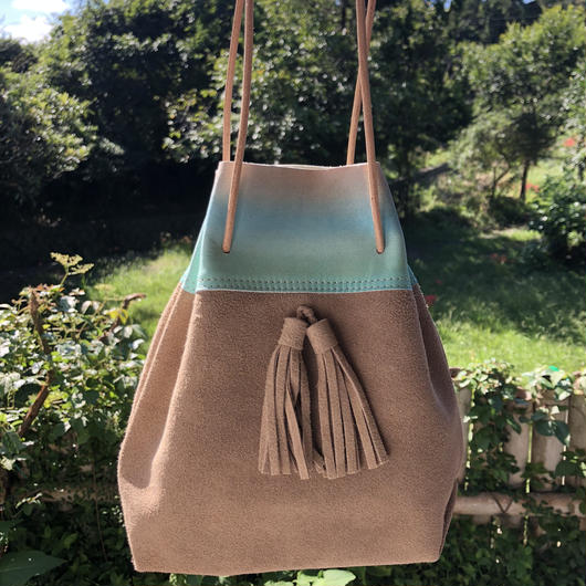 Ayakwasaki 2way tassel bag④