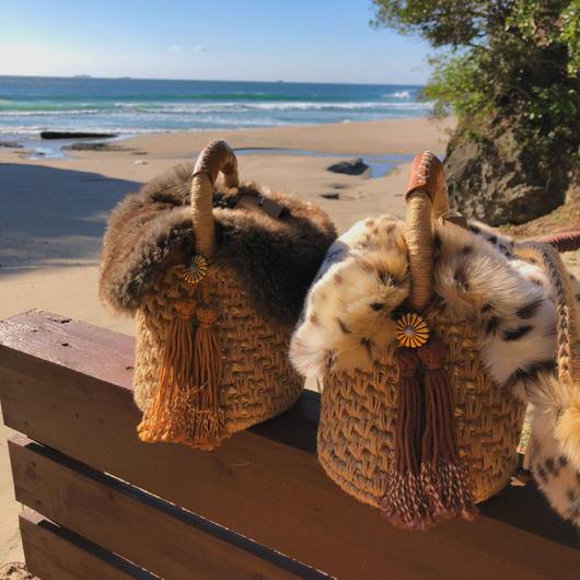 iiwi fur basket