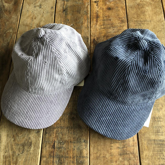 ginger and sprout corduroy cap