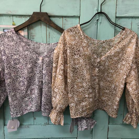 KiiRA 2way blouse