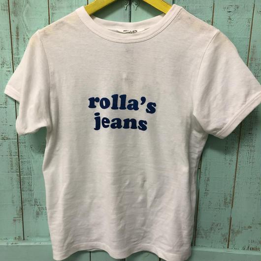 Rolla's  ロゴtee