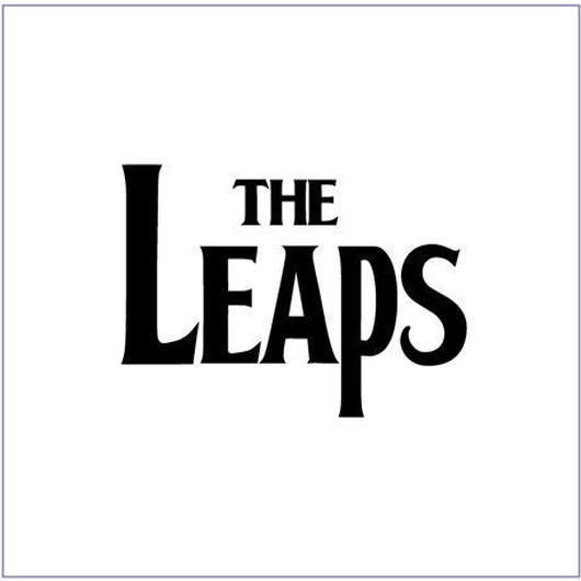 THE LEAPS -white-/THE LEAPS
