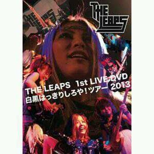 白黒はっきりしろや!ツアー2013/THE LEAPS