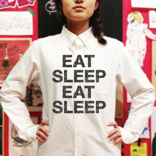 Y 0011 EAT SLEEP