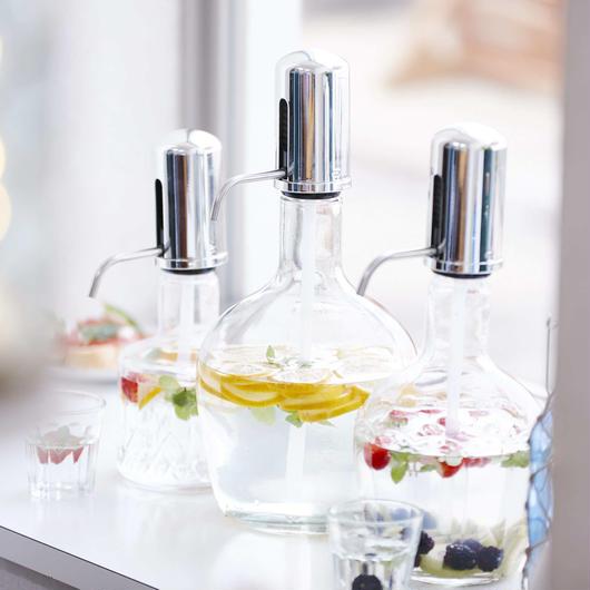 La Cuisine 「Glass Dispenser(ガラスディスペンサー)」Lサイズ EF-LC04L