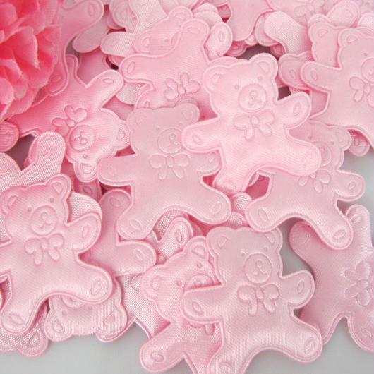 Bear's motif × 25piece