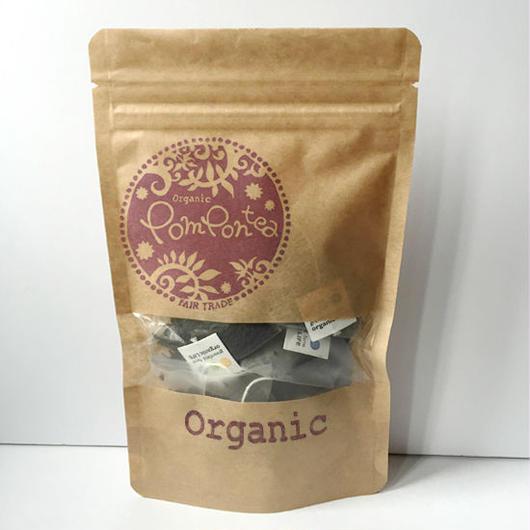 オーガニック アールグレイLパック(ティーバッグ2g×10袋)