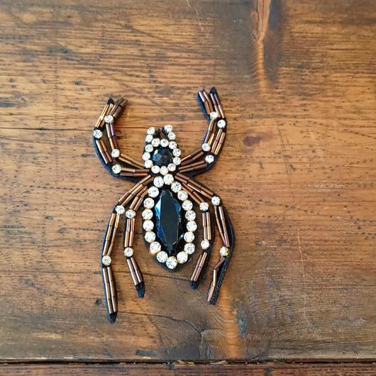 蜘蛛ワッペン