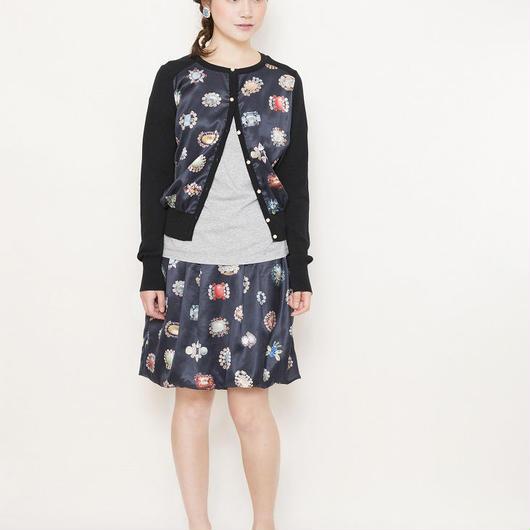 bijoux print Skirt